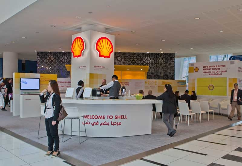 Shell is presently consolidating its global holdings.