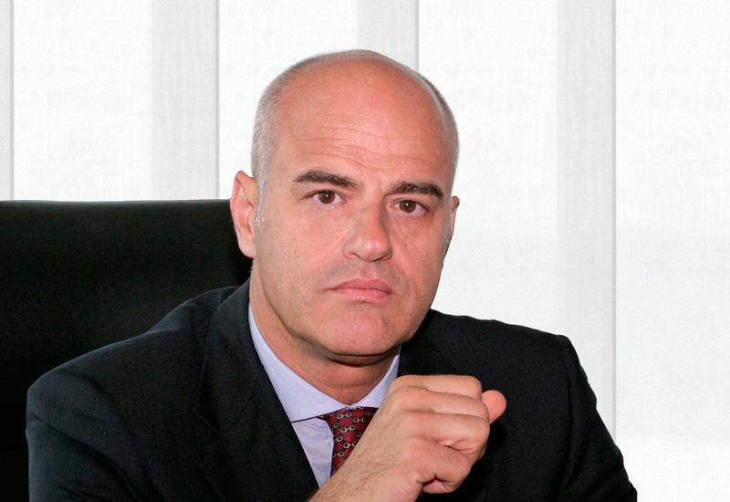 Claudio Descalzi, CEO of Eni.