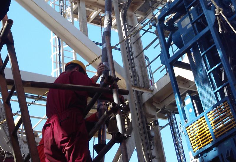 BiSN at work in Azerbaijan.