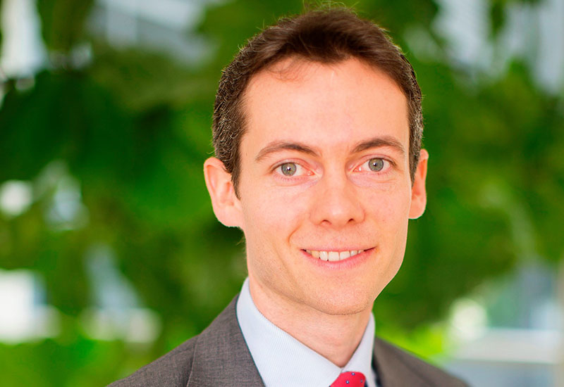 Bjorn Ewers, partner and md BCG Middle East.