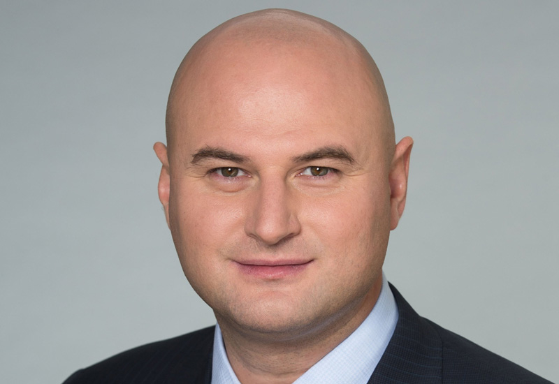 Miroslav Kafedzhiev, vice president and general manager, META, Honeywell Safety and Productivity Solutions.