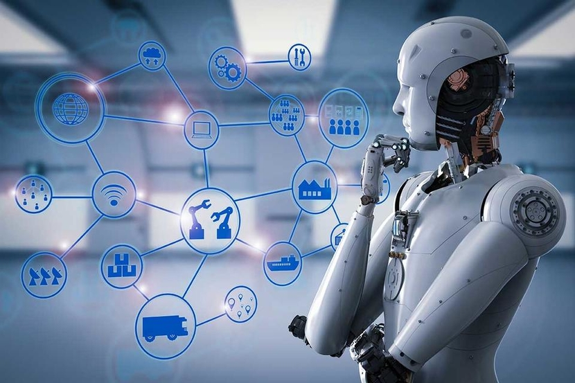 AI is set to have a major impact on a wide range of industries including oil and gas.