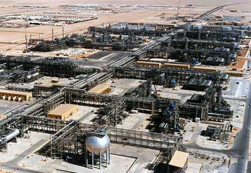 Saipem has been awarded a contract in Saudi Arabia in relation to the South Gas Compression Plant Pipelines project for the development of the Haradh gas plant. (Image courtesy: JGC Corporation)