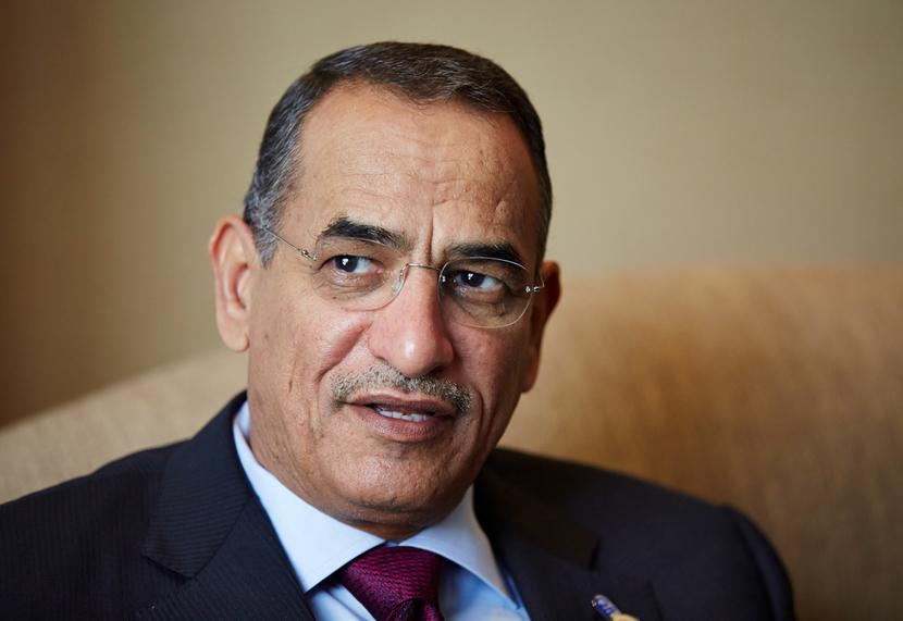Bakhit Al Rashidi , the Oil Minister of Kuwait.