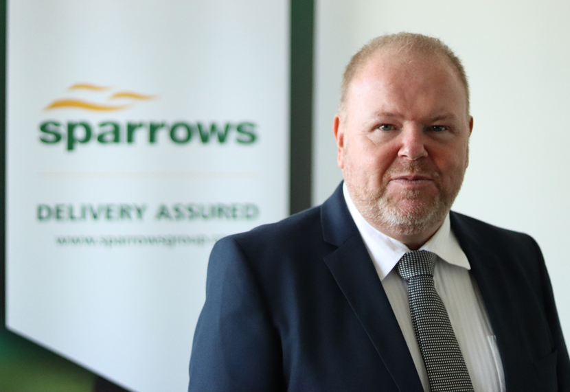 John Grover, business development director at the Sparows Group.