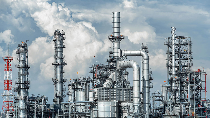 Monitoring processes and predicting maintenance needs at an oil or gas facility is a potentially daunting task.