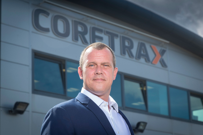 Kenny Murray, MD and founder of Coretrax.