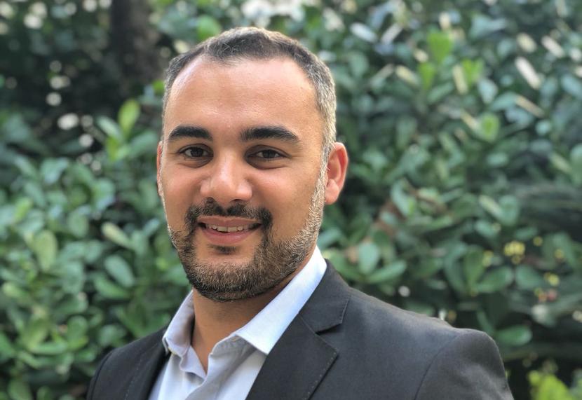 Erick Rocha, Trelleborg's new business development manager for Brazil.