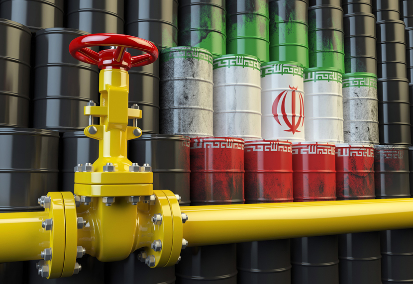Iran's oil industry is set to take a major hit once sanctions bite in November.