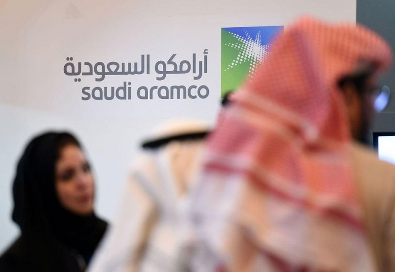 Saudi oil major played a prominent role in the event submitting papers and hosting sessions.