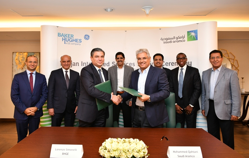 Saudi Aramco awarded BHGE an integrated services contract for Marjan offshore oilfield development.
