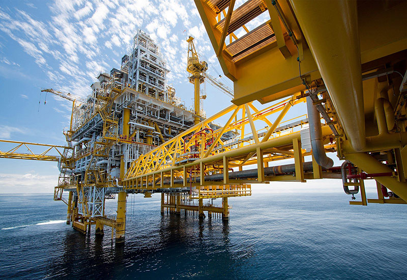 The deal includes exploration for oil and gas in Bahrain's nothern offshore block