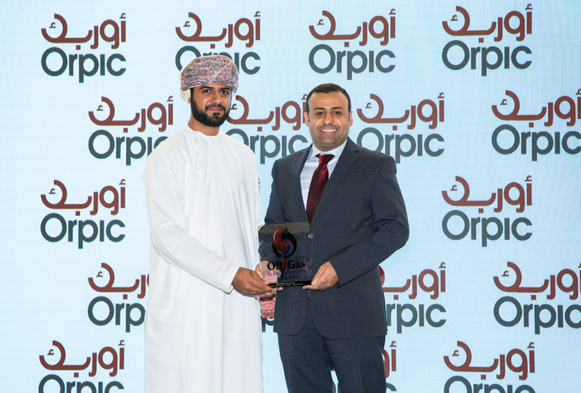 Winner – CCS and CO2-EOR Pilot Project by Saudi Aramco - HSE Initiative of the Year Award- Oil & Gas and Refining PetroChemicals Awards 2018 , Buddha Bar, Grosvenor House , Dubai (photo by Ajith Narendra) ( ITP Images)