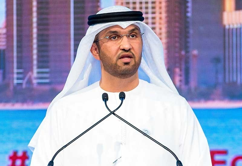 ADNOC, BHGE, FII, Sultan al jaber, Deals, Digital transformation