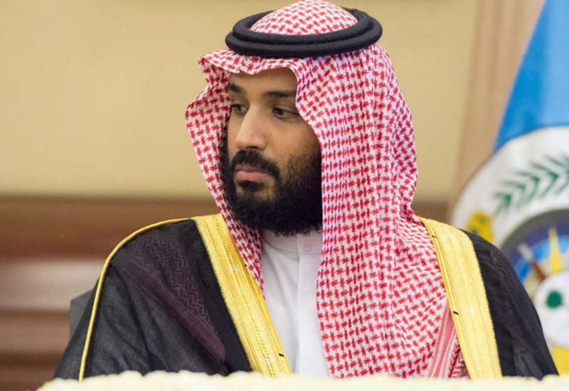 Crown Prince Mohammed bin Salman is optimistic about restarting Neutral Zone production.