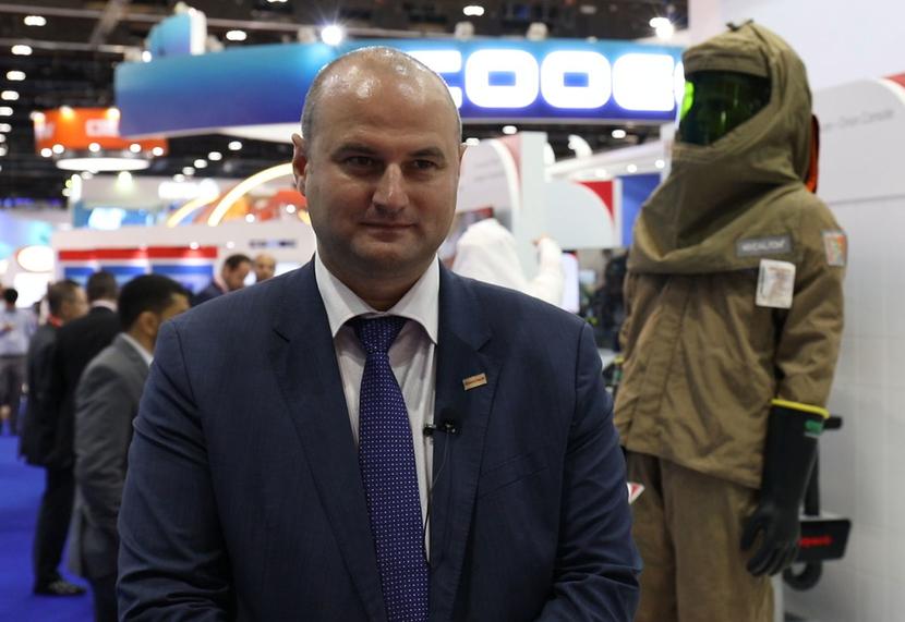 Miroslav Kafedzhiev says digital technology will impact safety in many ways