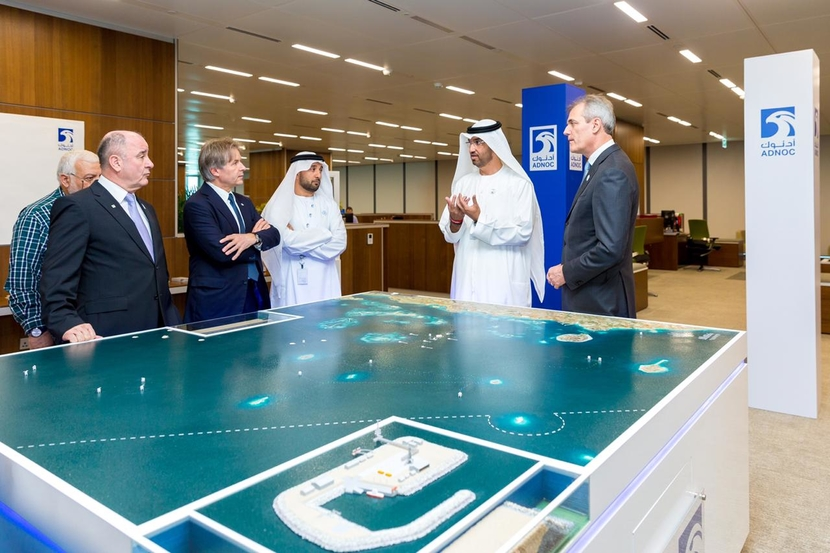 ADNOC awarded Austria's OMV 5% stake in Ghasha Offshore Ultra-Sour Gas Concession