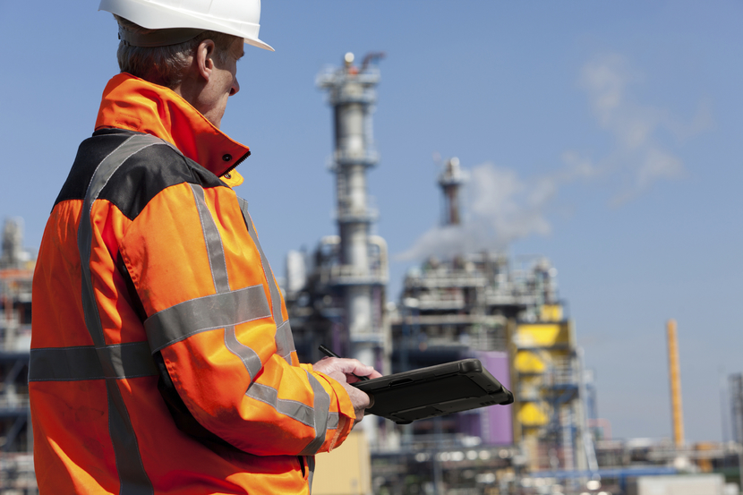 Safety is an integral part of the oil and gas industry, and innovative solutions like rugged tablets are needed to balance safety and productivity