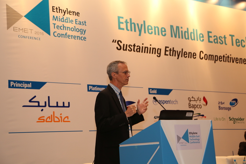 Greg Yeo, Chief Engineer at ExxonMobil, talks about Process Safety in Ethylene Plants