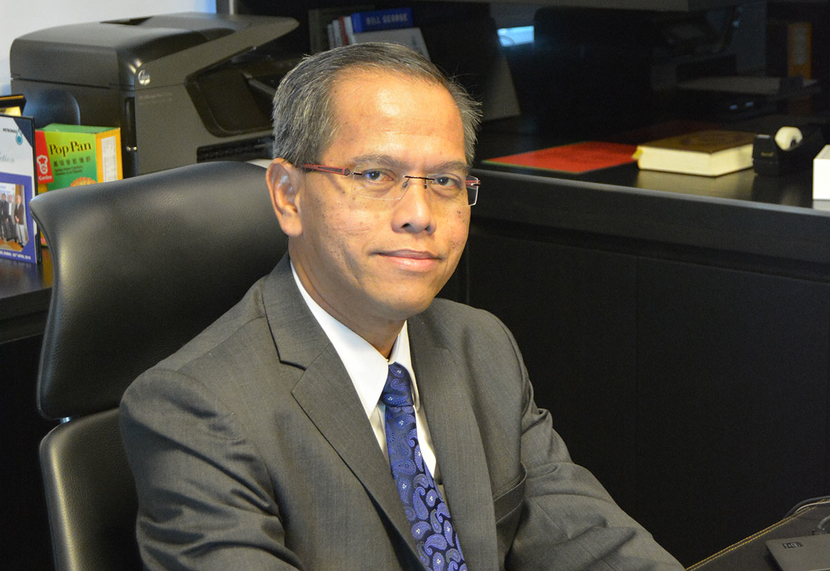 Abd Malik Jaffar, regional director PETRONAS Subsidiaries Middle East