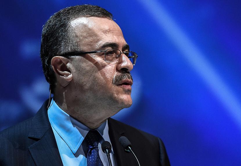 Amin Nasser, CEO of Saudi Aramco