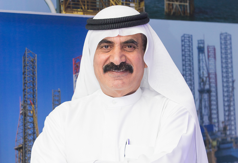 Ali Al Jarwan, an industry veteran and one of the founders of ADIPEC, now leads ENOC subsidiary Dragon Oil