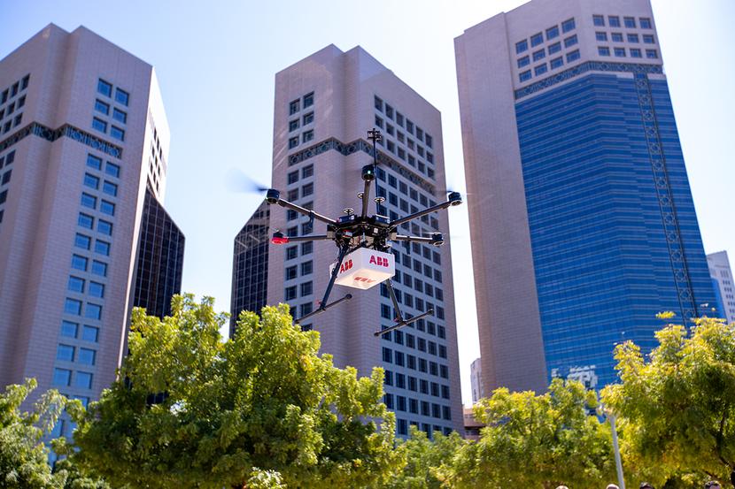 ABB, Drones, Pipelines, Inspection, Maintenance