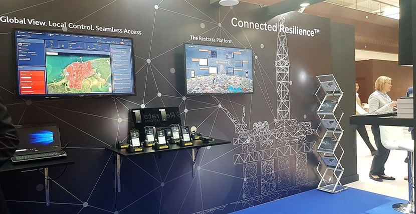 Restrata launched the platform at EIC Connect in Abu Dhabi
