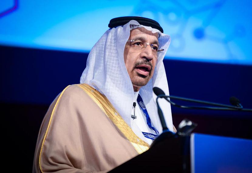 Khalid Al Falih, Prince Abdulaziz