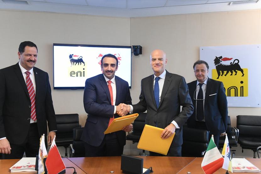 Epsa, Eni, Exploration and production sharing agreement