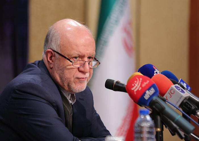 Iran Minister of Petroleum Bijan Zanganeh