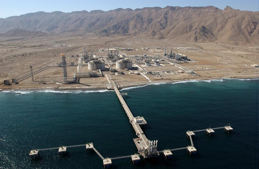 KBR, Oman LNG, Debottlenecking