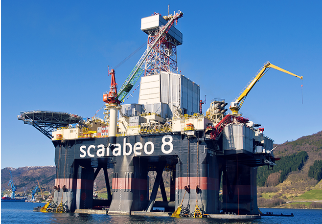 EPC, Saipem, Contract, Awarded, Repsol