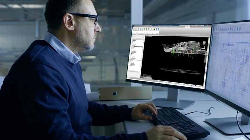 Bentley Systems, Keynetix, GIS, Digital twin, Geology, Digitalisation