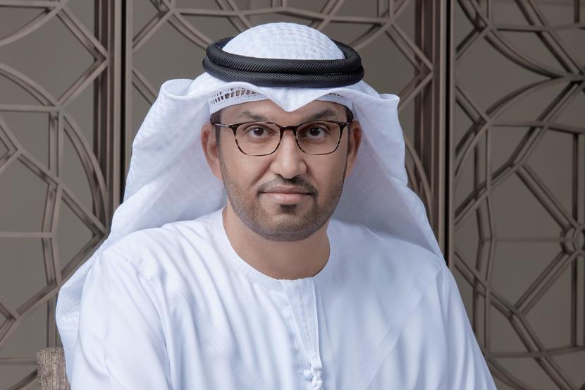 Dr. Sultan Al Jaber, CEO of ADNOC Group