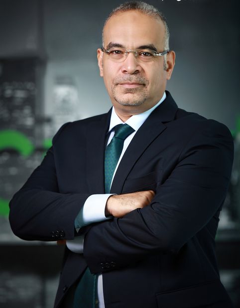 Ahmed Khashan, Schneider Electric's president for Gulf countries