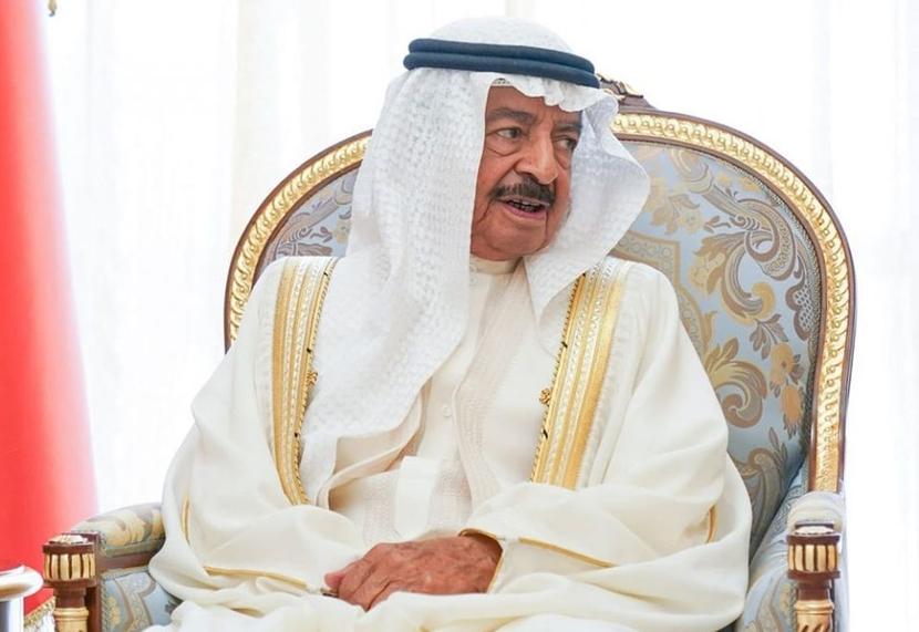 Prime Minister Sheikh Khalifa bin Salman al Khalifa.