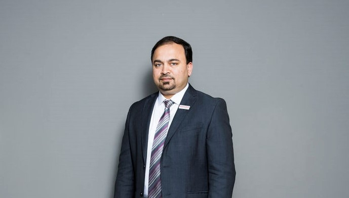 Irfan Syed: Product marketing leader, Middle East, Russia, Turkey, Africa, Honeywell Safety and Productivity Solutions
