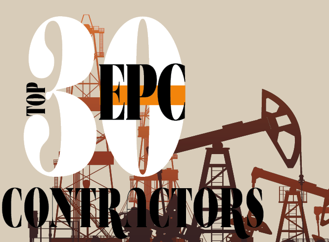 EPC, Top 30 EPC Contractors, Lists, Ranking