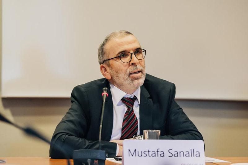 Libya noc, Mustafa Sanalla