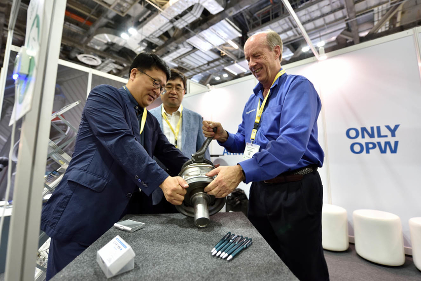 Leading industry players will showcase their innovative products and services at Tank Storage Asia 2019.