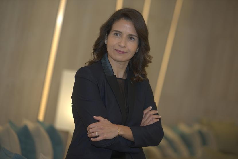 Dr. Leila Benali, chief economist at APICORP