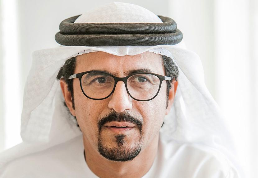 Mussabah Al Kaabi, CEO, Mubadala petroleum and petrochemicals