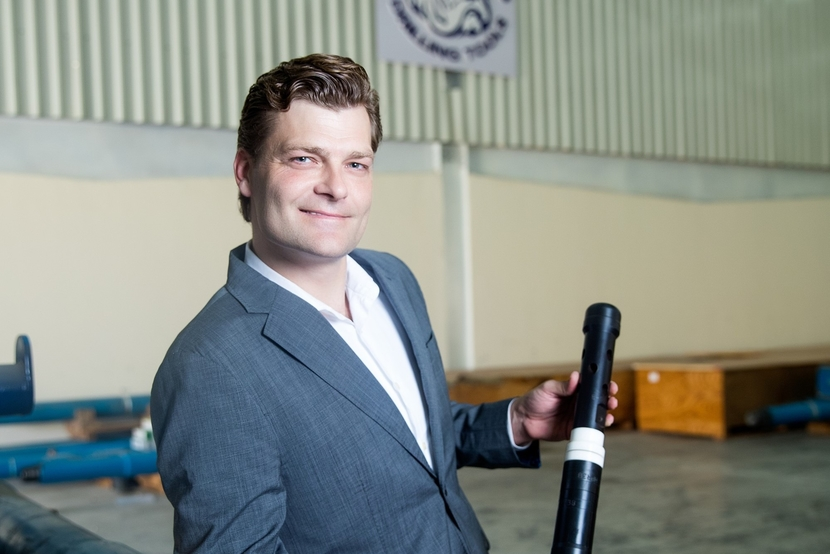 Nicholas Kjaer, general manager of Churchill Drilling Tools' operations in the Middle East and Asia