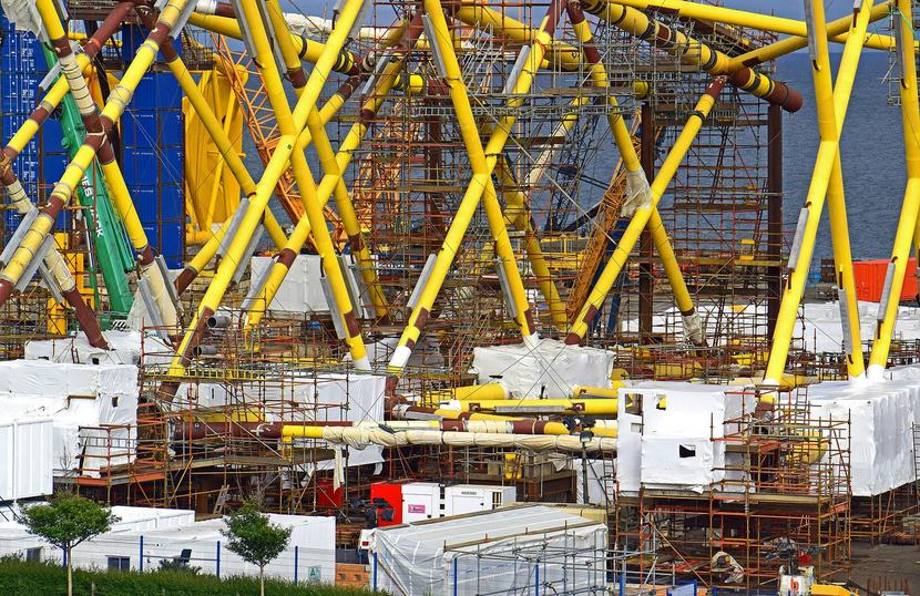 Construction, EPC, GCC, BNC
