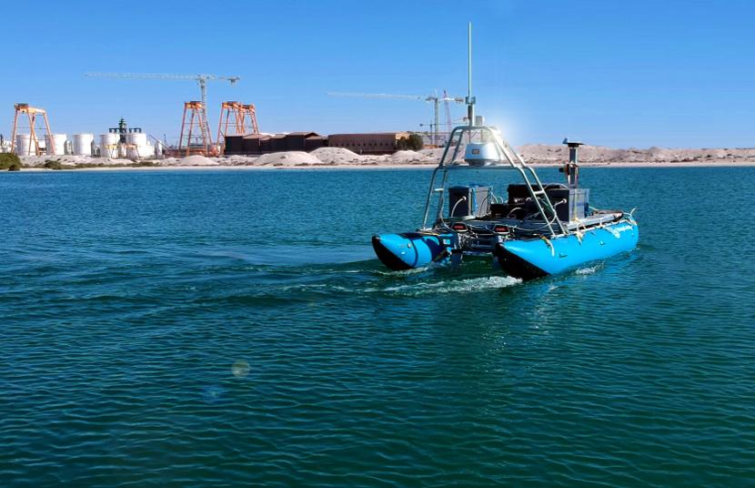 Autonomous, Digital, Digital transformation, Subsea, Vessels, Unique group, Marakem technologies
