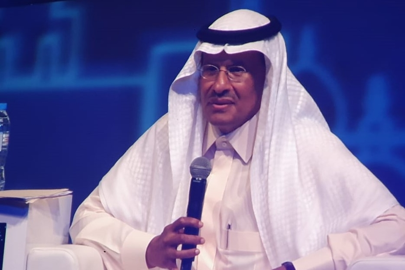 Prince Abdulaziz bin Salman, Saudi Aramco