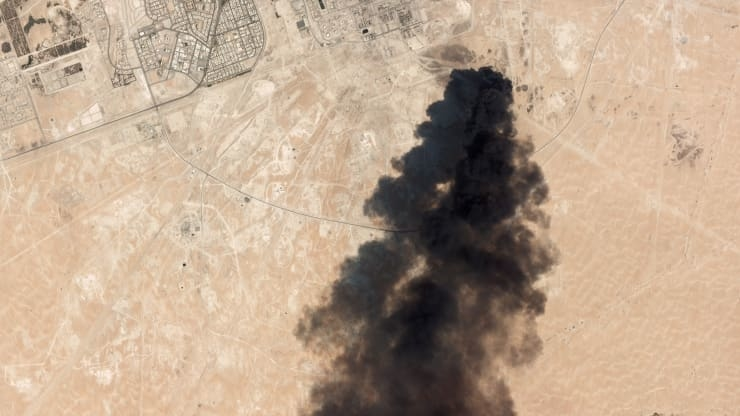 Satellite image via Planet Labs