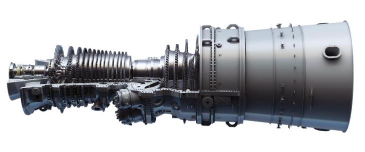 GE, Gas turbine