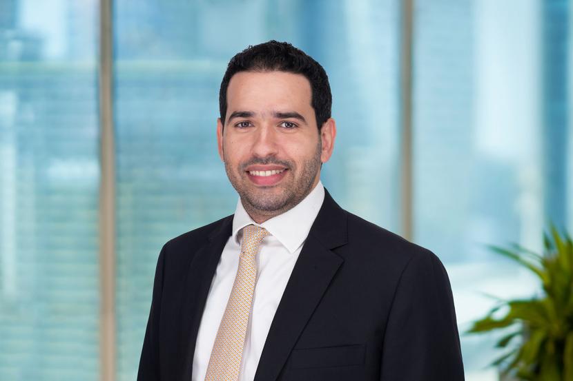 Abdullah Eisa, senior associate, DWF